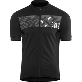 Craft Reel Jersey Uomo, black/crest